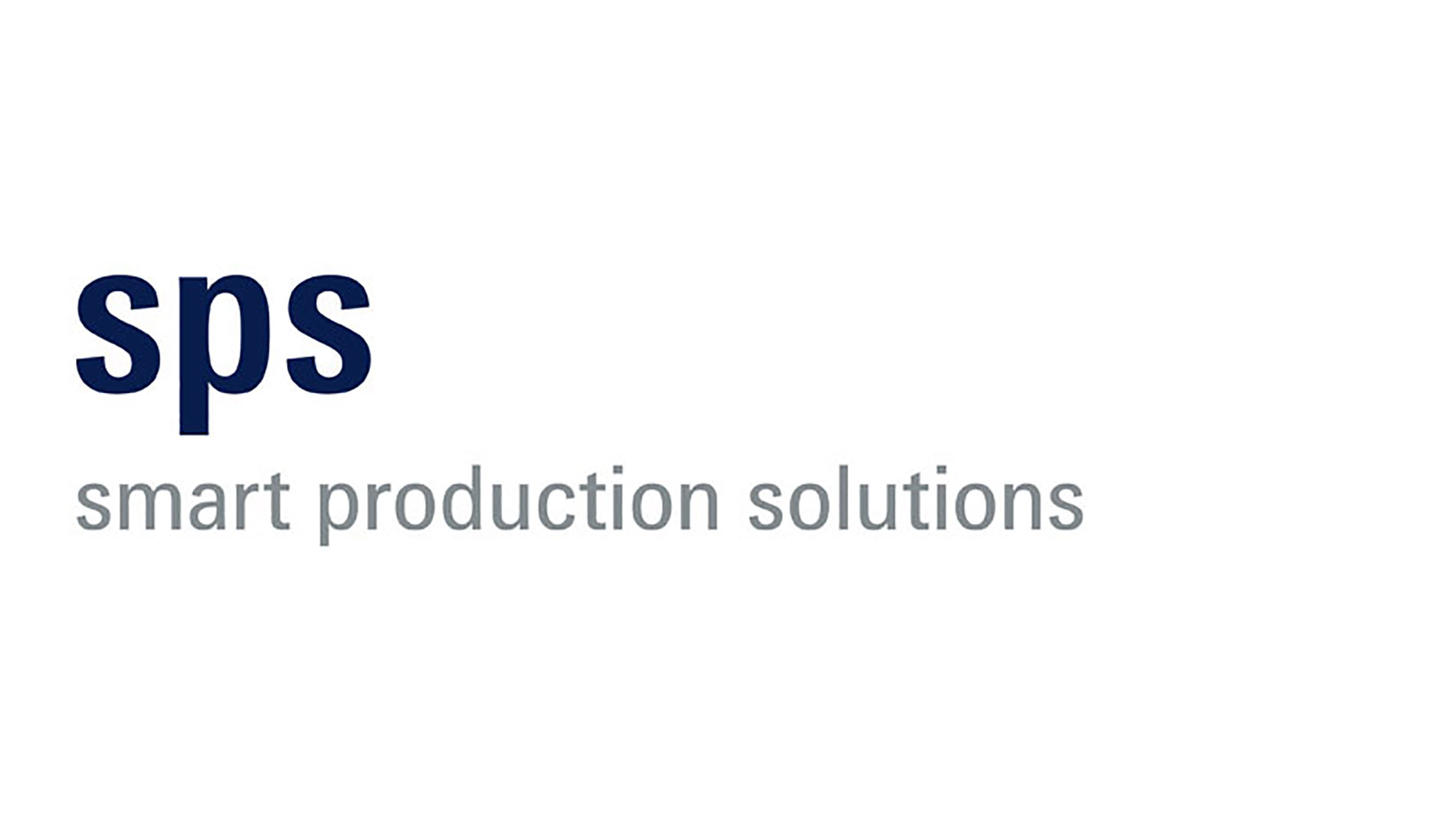 SPS - Smart Production Solutions 2019