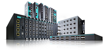 Ethernet Switches - Industrial Network Infrastructure | Moxa