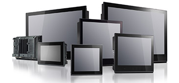 Panel Computers & Displays