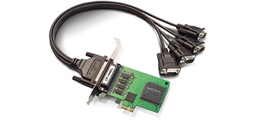 PCIe/UPCI/PCI Serial Cards
