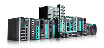 PoE Switches - Industrial Ethernet Switches | Moxa