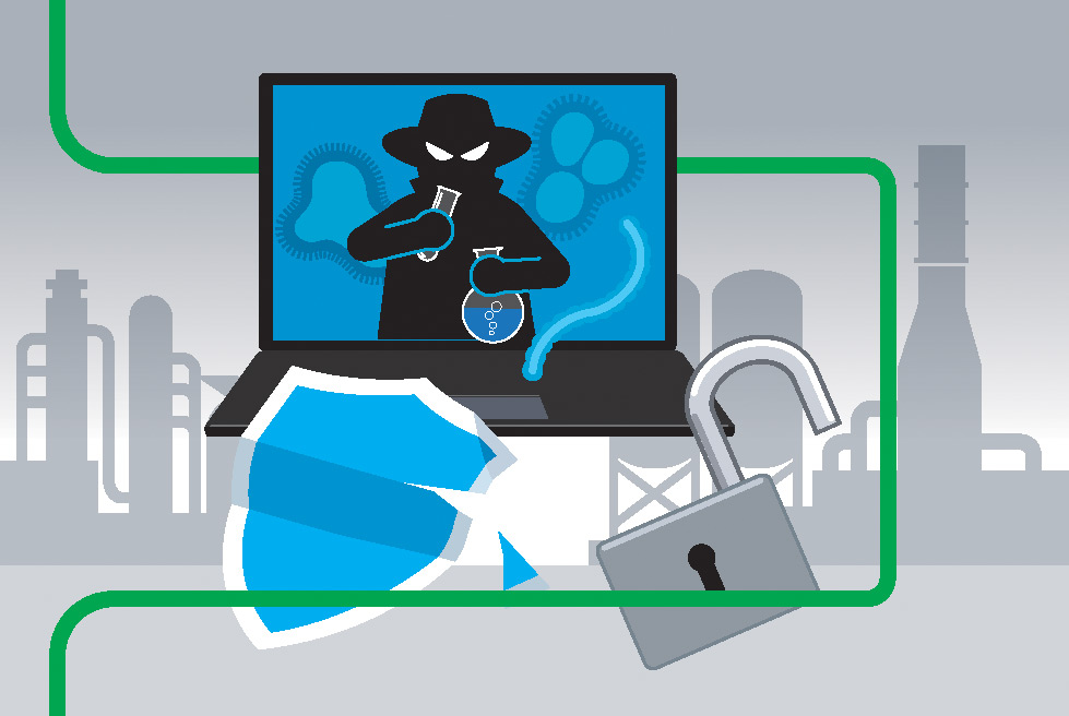 Protect data from cyberattacks