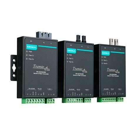 tcf 142 series serial to fiber converters moxa moxa nport 5450 moxa nport 5210 p st manualzz com