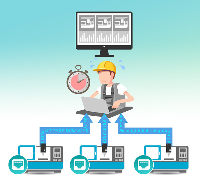 Get Your Shop Floor Visualized With Hassle-Free MTConnect