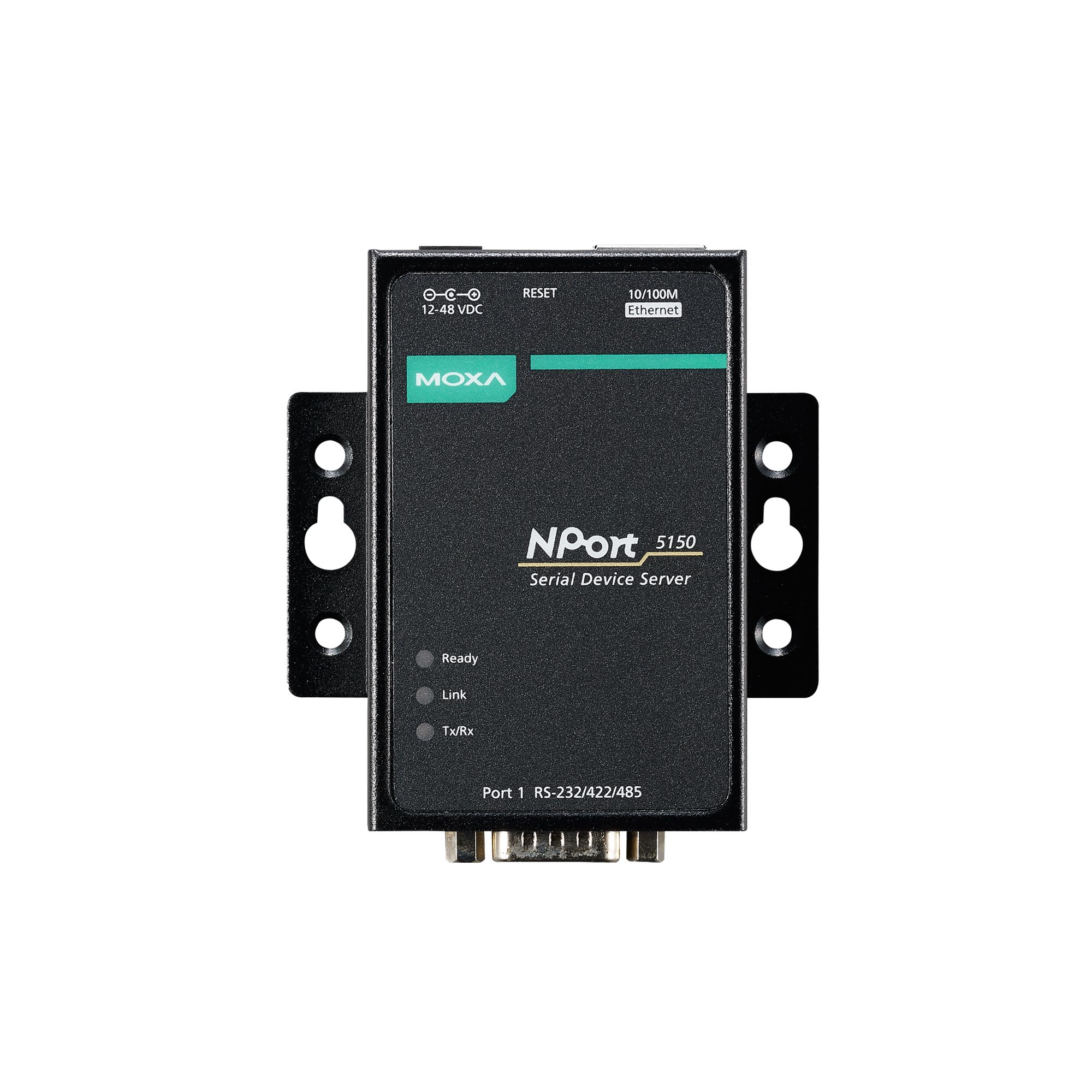 NPort 5100 Series - General Device Servers | MOXA