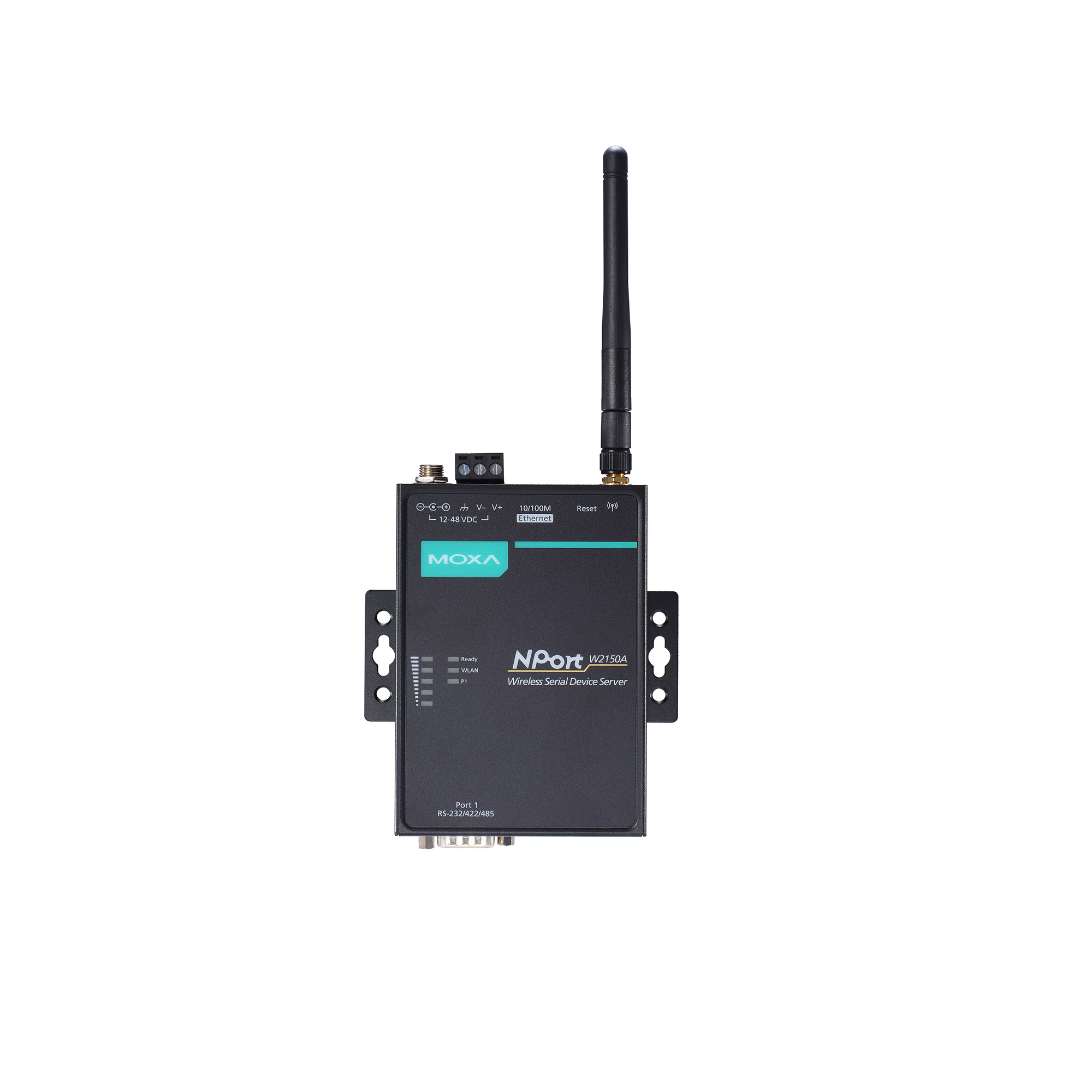 NPort W2150A/W2250A Series - Wireless Device Servers | MOXA