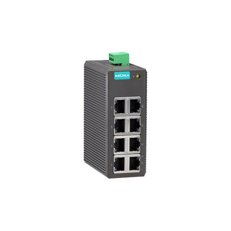 Eds 208 Series Unmanaged Switches Moxa