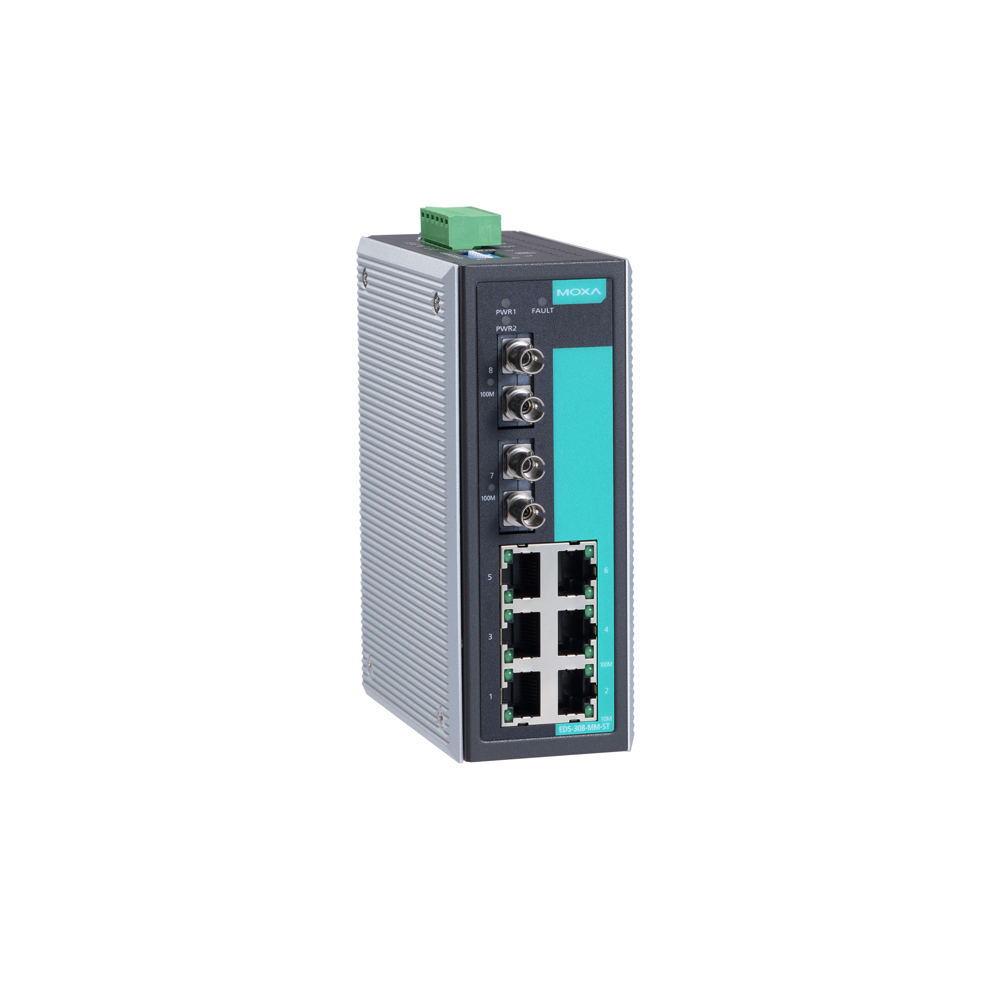 EDS-308 Series - Unmanaged Switches | MOXA