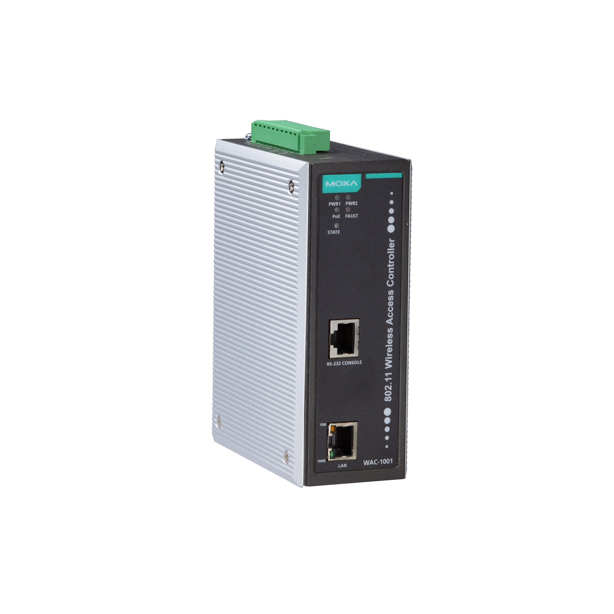 WAC-1001 Series - Rail Wireless Access Controller | MOXA
