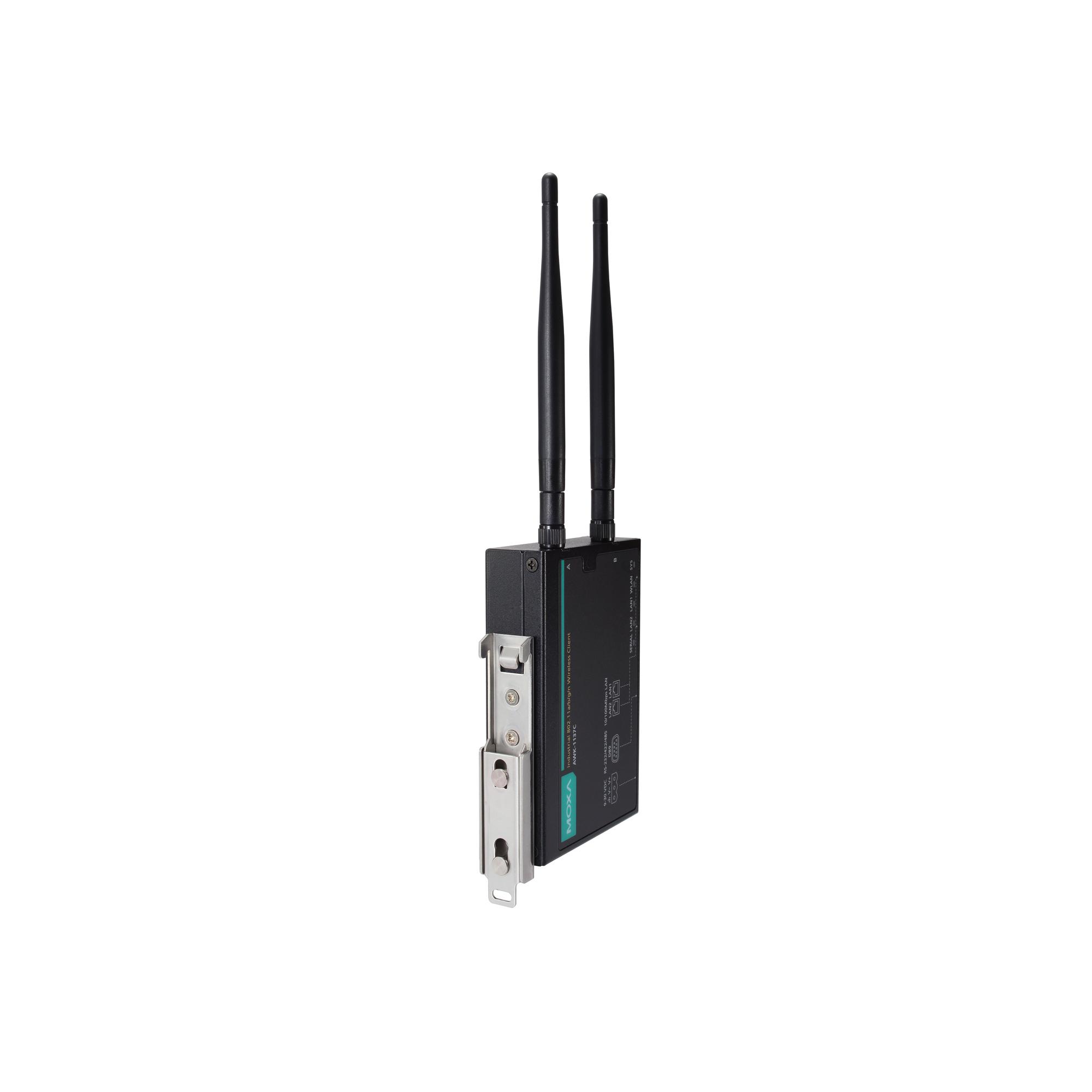 AWK-1137C Series - WLAN AP/Bridge/Client | MOXA
