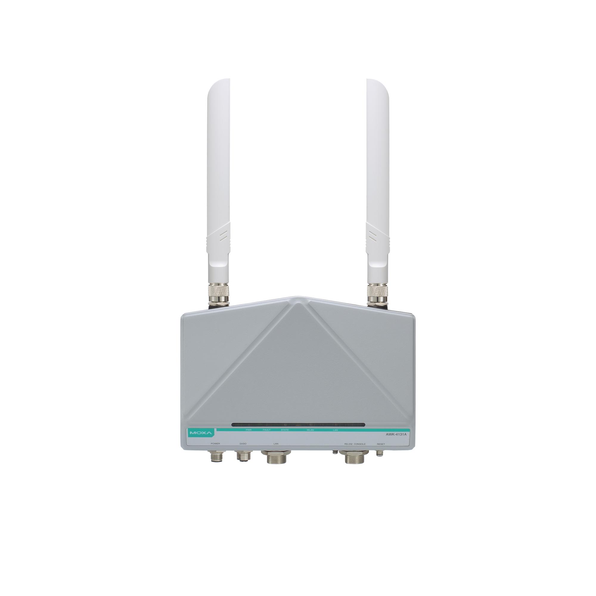 AWK-4131A Series - WLAN AP/Bridge/Client   MOXA