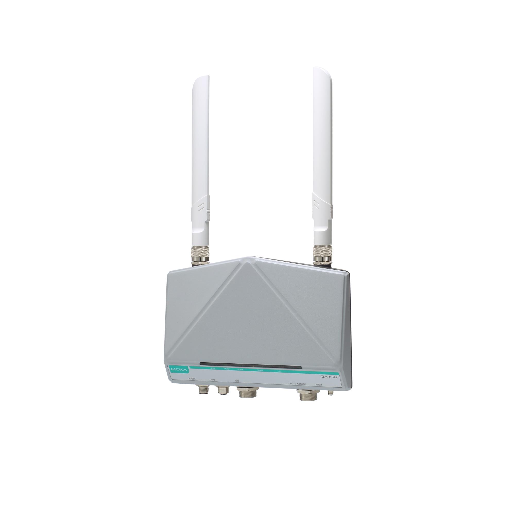 AWK-4131A Series - WLAN AP/Bridge/Client | MOXA