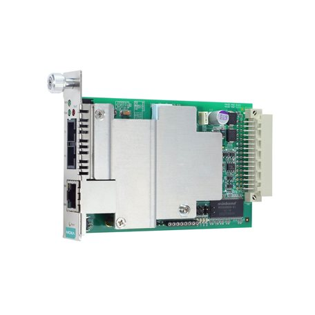 Ethernet Media Converters - Industrial Network
